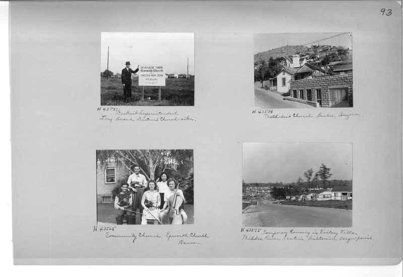 Mission Photograph Album - Cities #18 page 0093