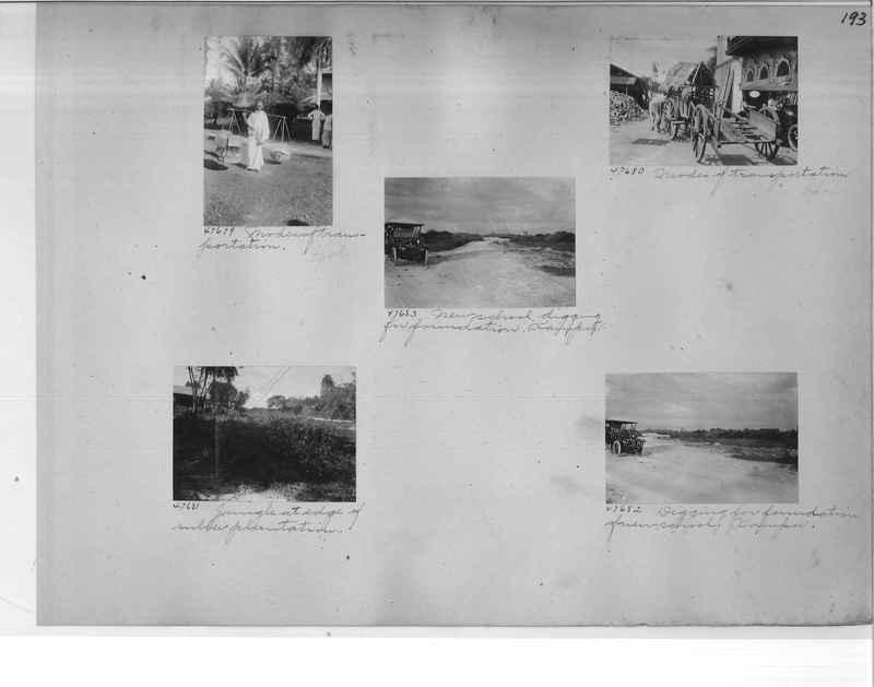 Mission Photograph Album - Malaysia #4 page 0193