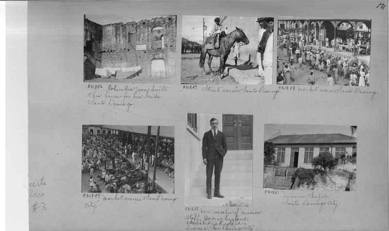 Mission Photograph Album - Puerto Rico #3 page 0171
