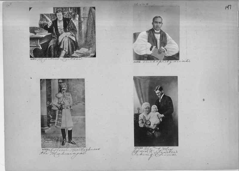 Mission Photograph Album - Portraits #2 page 0147