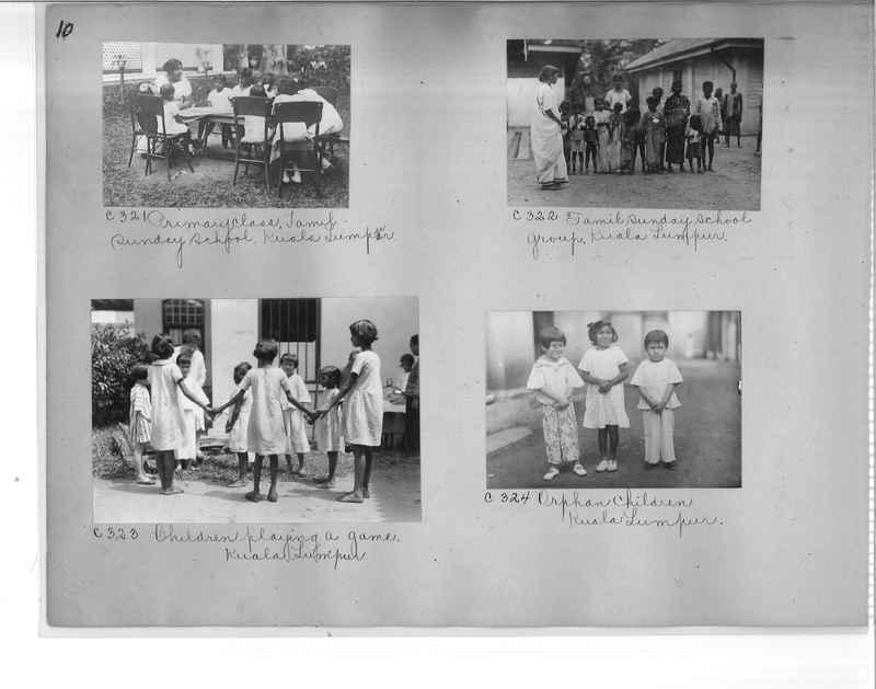 Mission Photograph Album - Malaysia #7 page 0010