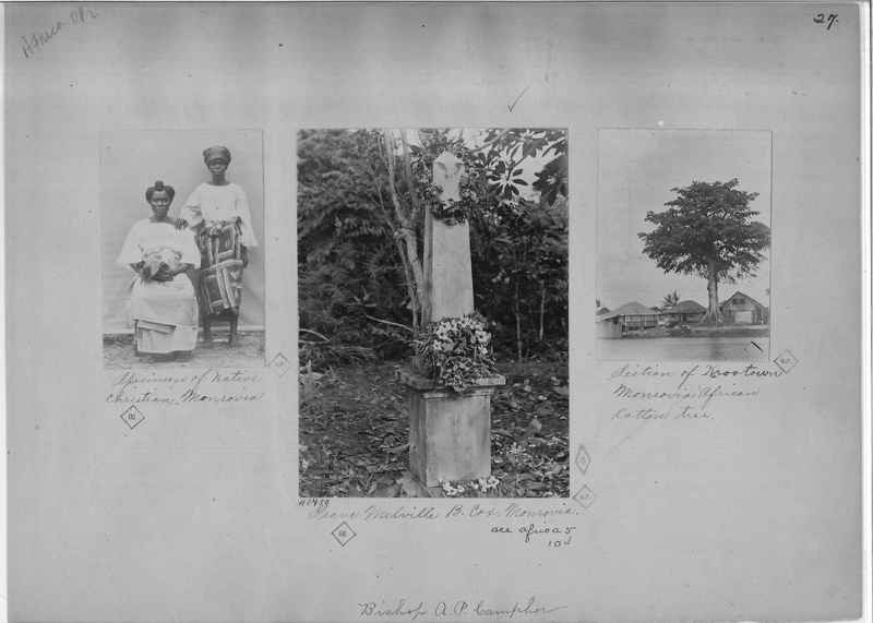 Mission Photograph Album - Africa - Madeira O.P. #2 page 0027