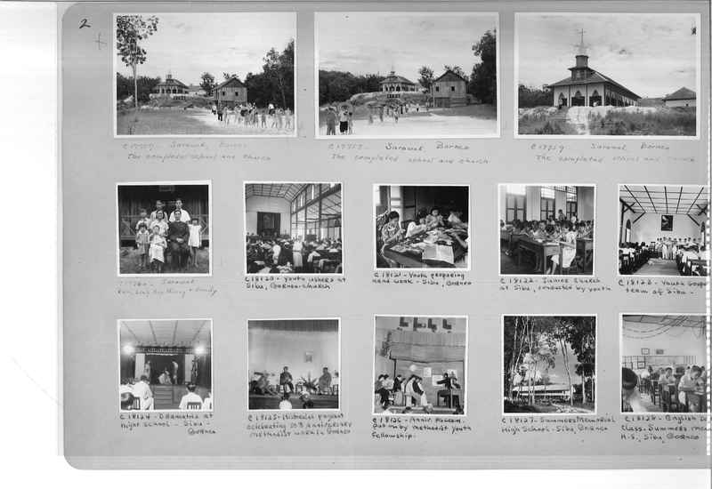 Mission Photograph Album - Malaysia #8 page 0002