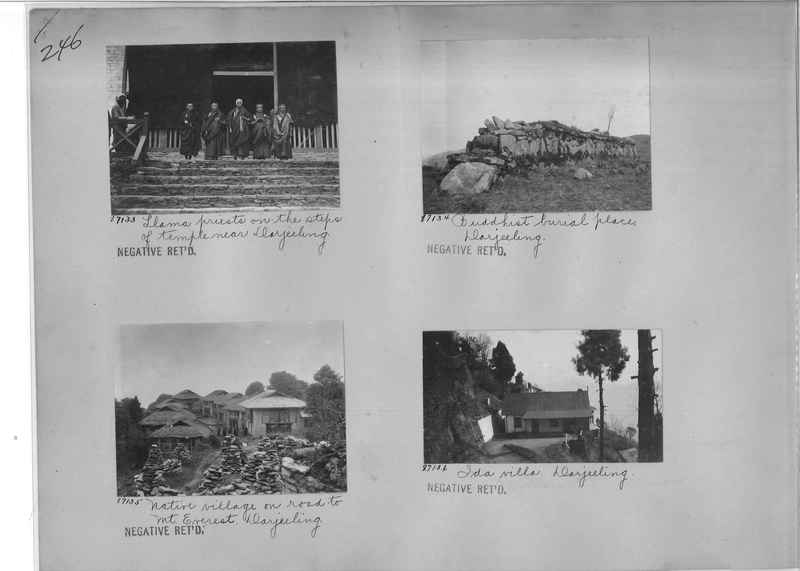 Mission Photograph Album - India #09 Page 0246