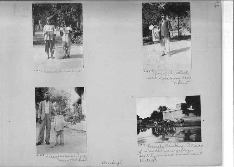 Mission Photograph Album - India #03 page_0147
