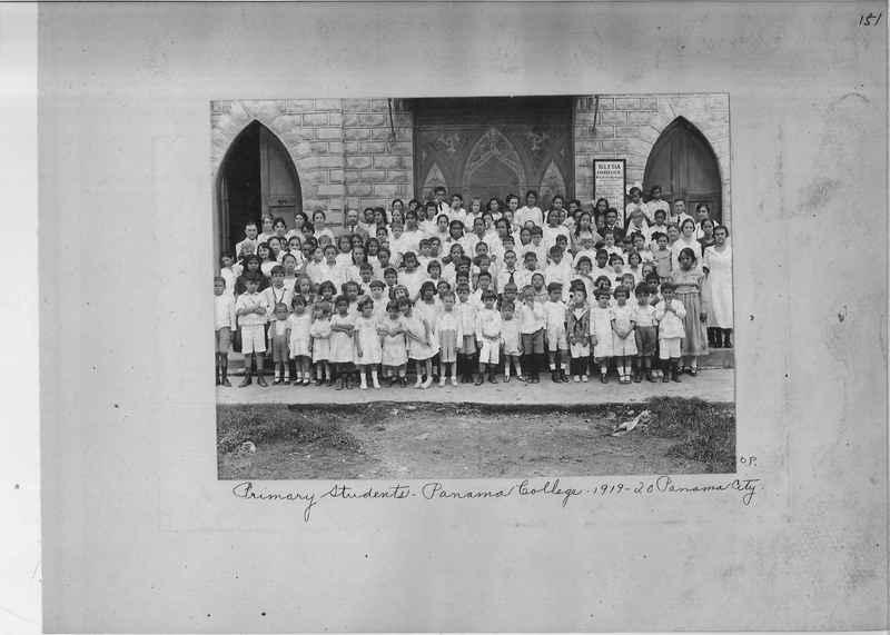 Mission Photograph Album - Panama OP #01 0151