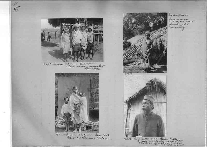 Mission Photograph Album - India #09 Page 0056