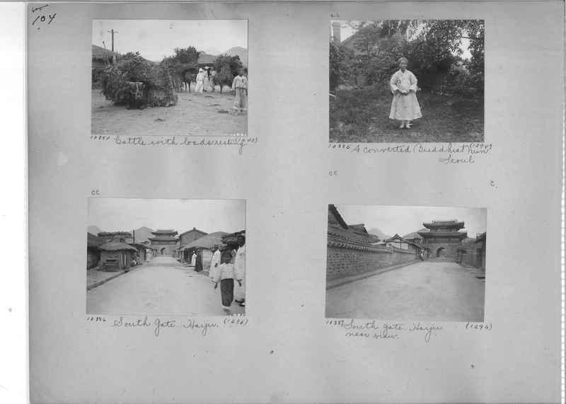 Mission Photograph Album - Korea #1 page 0104