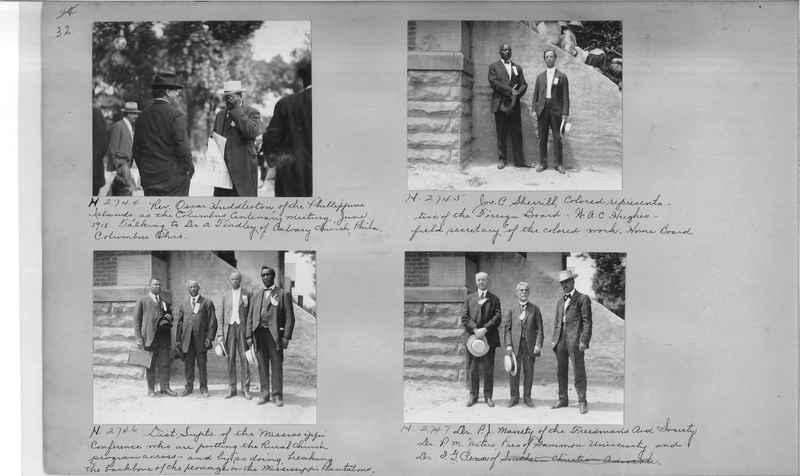 Mission Photograph Album - Negro #1 page 0032