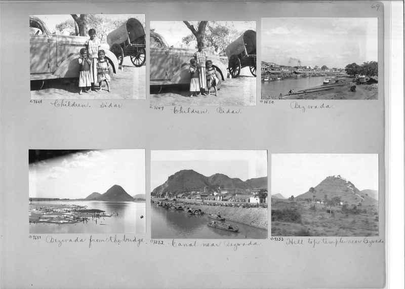 Mission Photograph Album - India #13 Page 0069