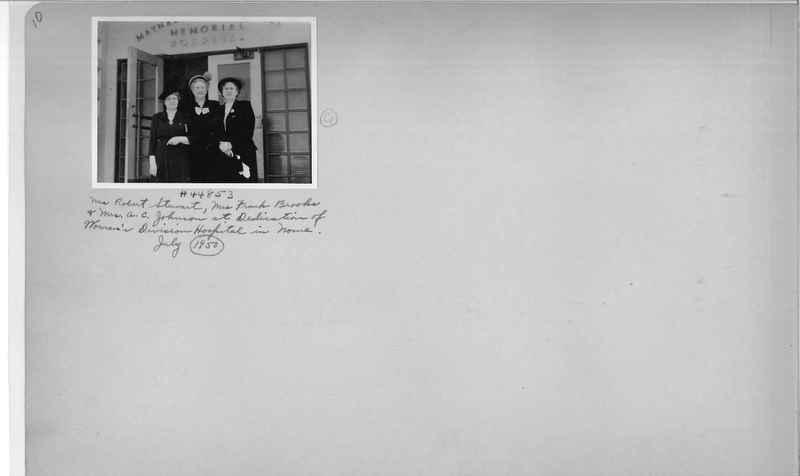 Mission Photograph Album - Alaska #2 page 0010