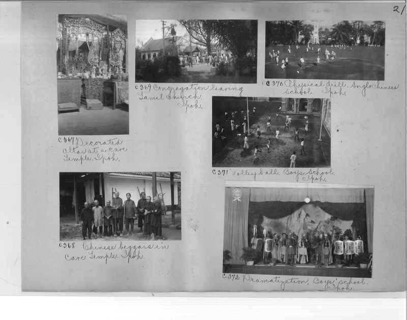 Mission Photograph Album - Malaysia #7 page 0021
