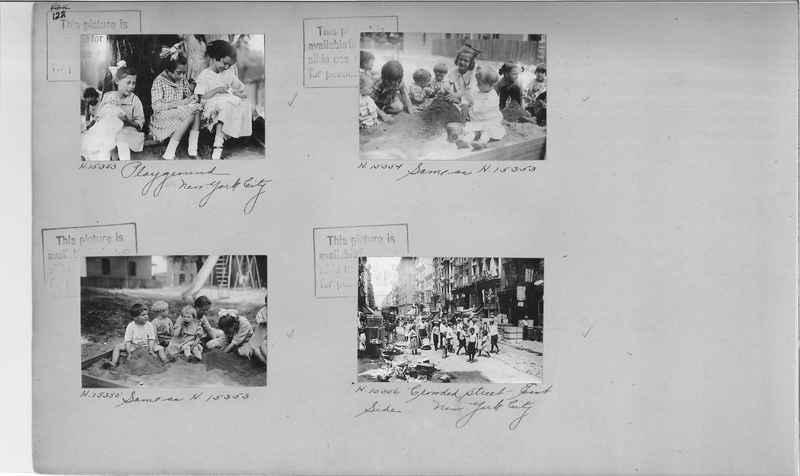 Mission Photograph Album - Cities #8 page 0122