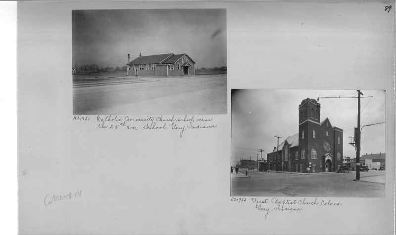 Mission Photograph Album - Cities #14 page 0089