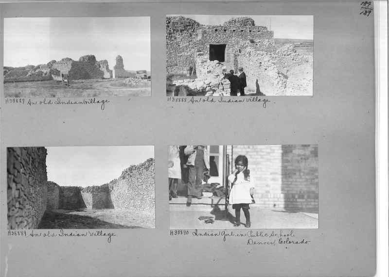 Mission Photograph Album - Indians #2 page_0189