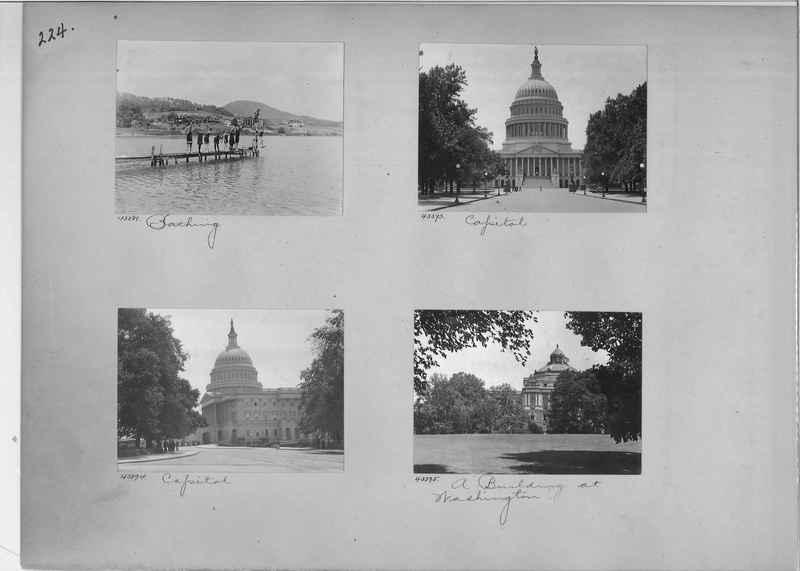 Mission Photograph Album - America #3 page 0224