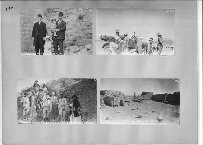 Mission Photograph Album - Western Asia - O.P. - #01 page_0140