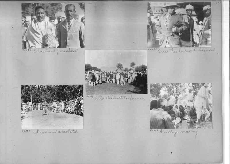 Mission Photograph Album - India #05_0213