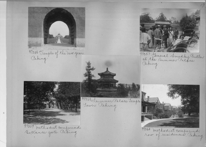 Mission Photograph Album - China #15 page 0017