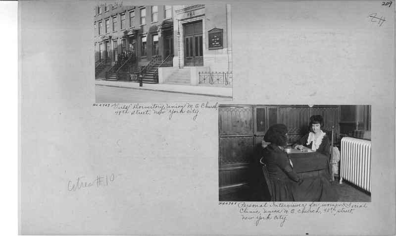 Mission Photograph Album - Cities #10 page 0209