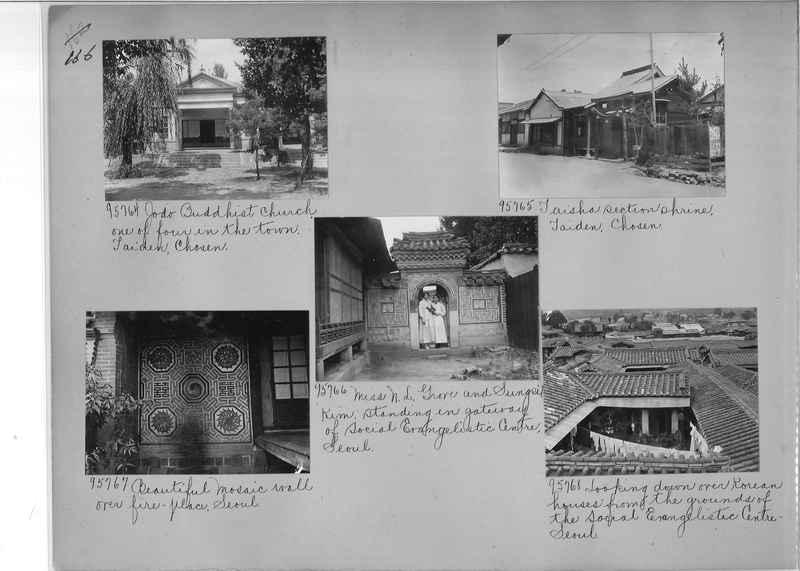 Mission Photograph Album - Korea #5 page 0166