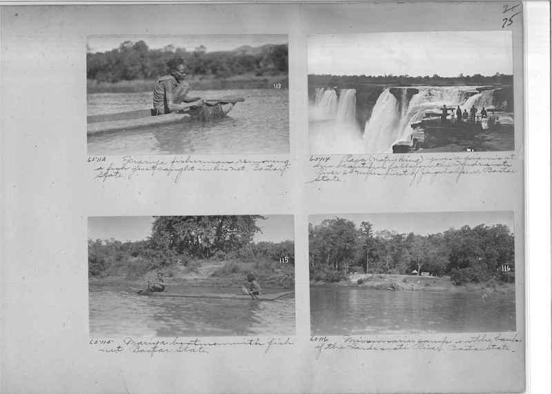 Mission Photograph Album - India #08 Page 0075