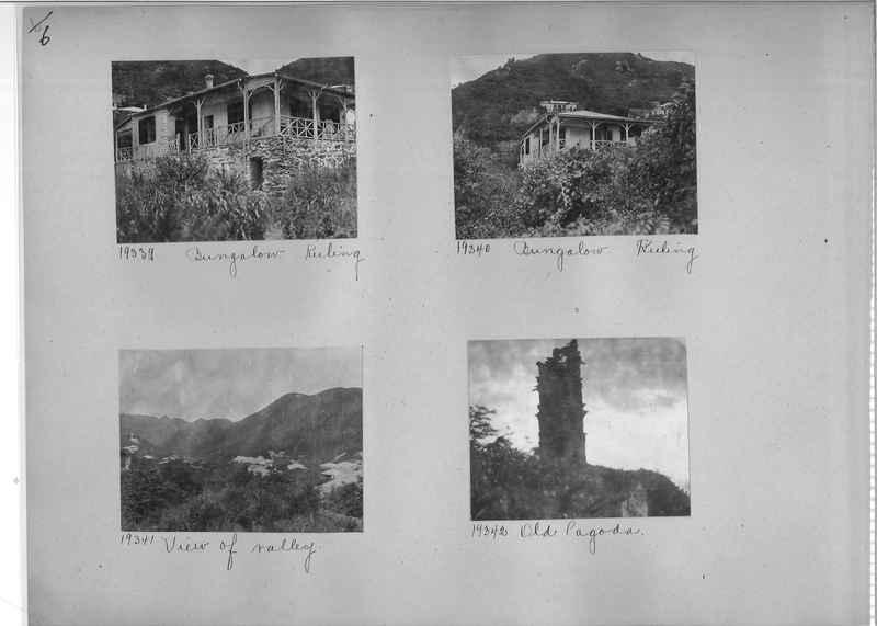 Mission Photograph Album - China #6 page 0006