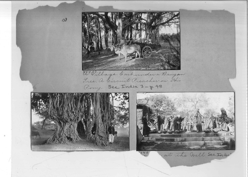 Mission Photograph Album - India - O.P. #02 Page 0138