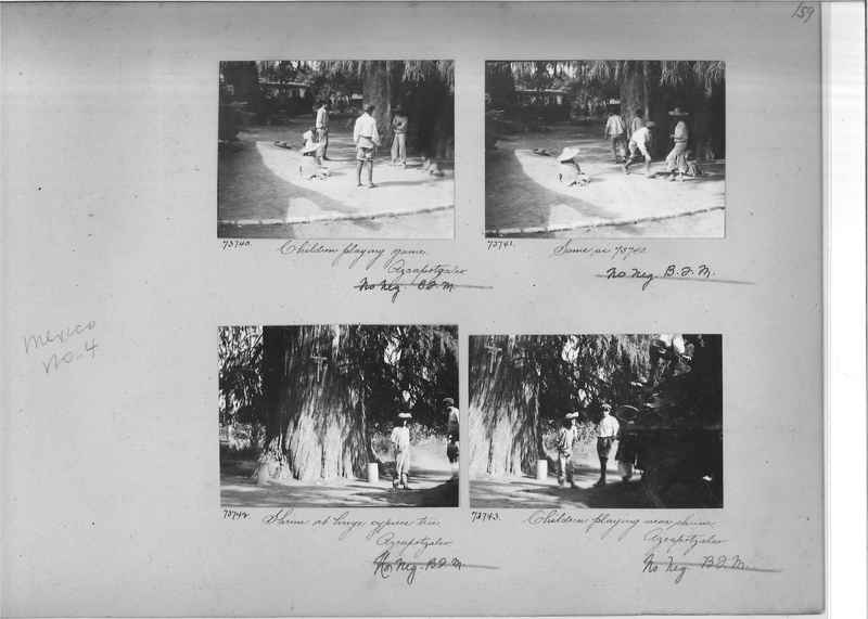 Mission Photograph Album - Mexico #04 page 0159
