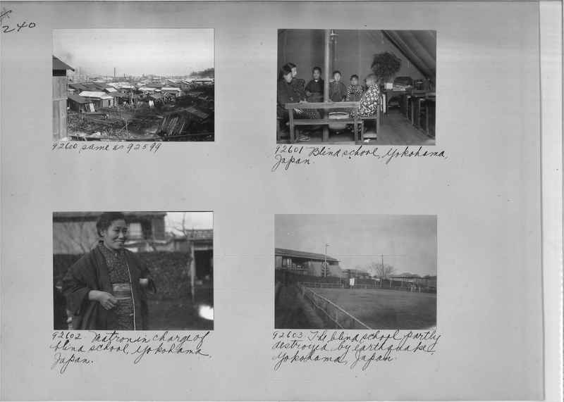 Mission Photograph Album - Japan #05 Page 0240
