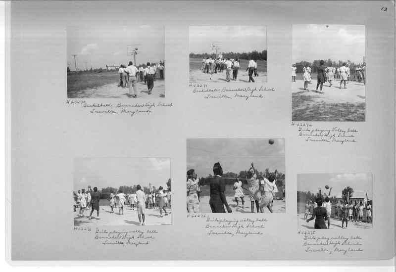 Mission Photograph Album - Negro #7 page 0013