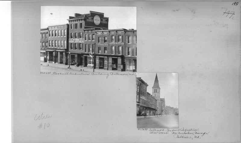 Mission Photograph Album - Cities #10 page 0195