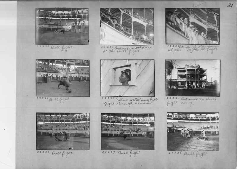 Mission Photograph Album - Panama #02 page 0021