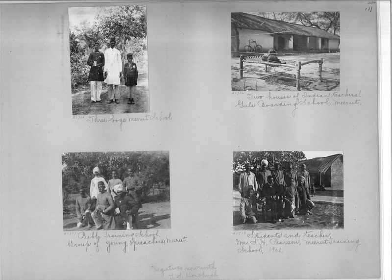 Mission Photograph Album - India #03 page_0111