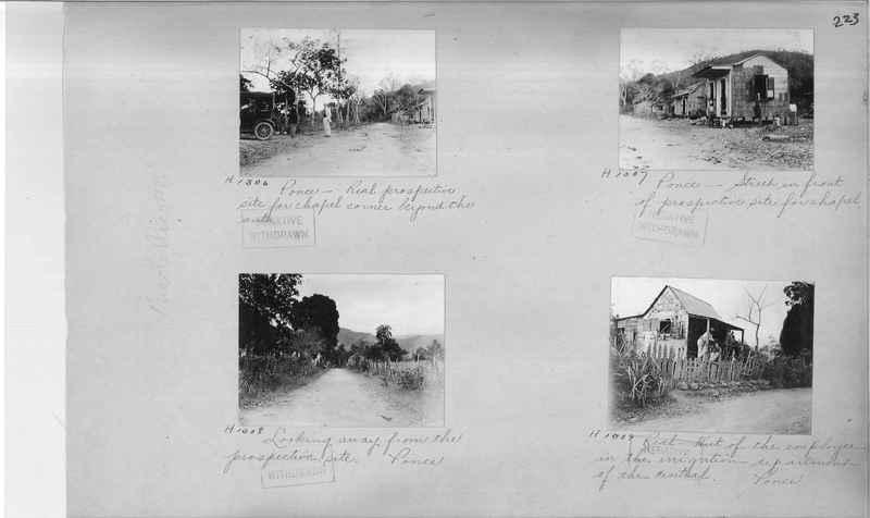 Mission Photograph Album - Puerto Rico #2 page 0223