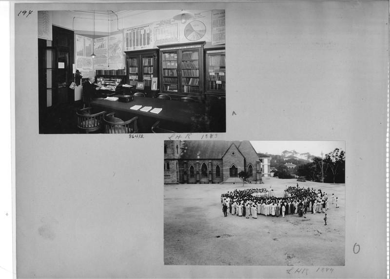 Mission Photograph Album - China #19 page 0194