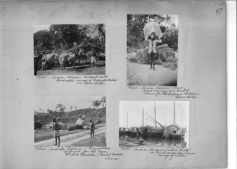 Mission Photograph Album - India #09 Page 0047