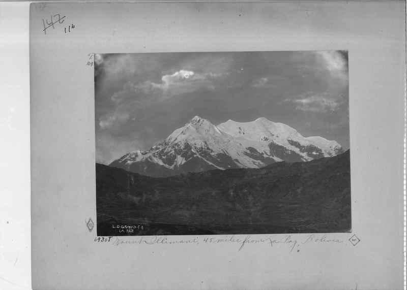Mission Photograph Album - South America O.P. #2 page 0116