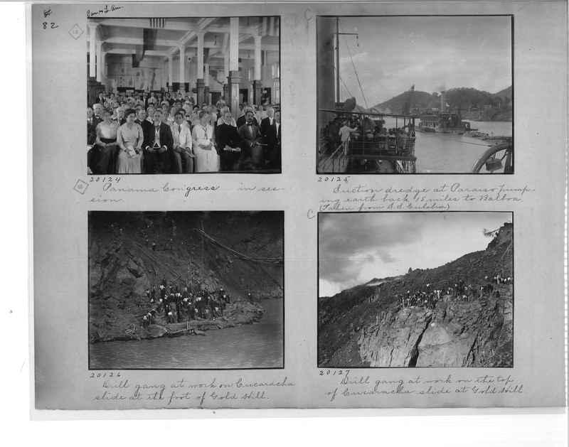 Mission Photograph Album - Panama #1 page  0082