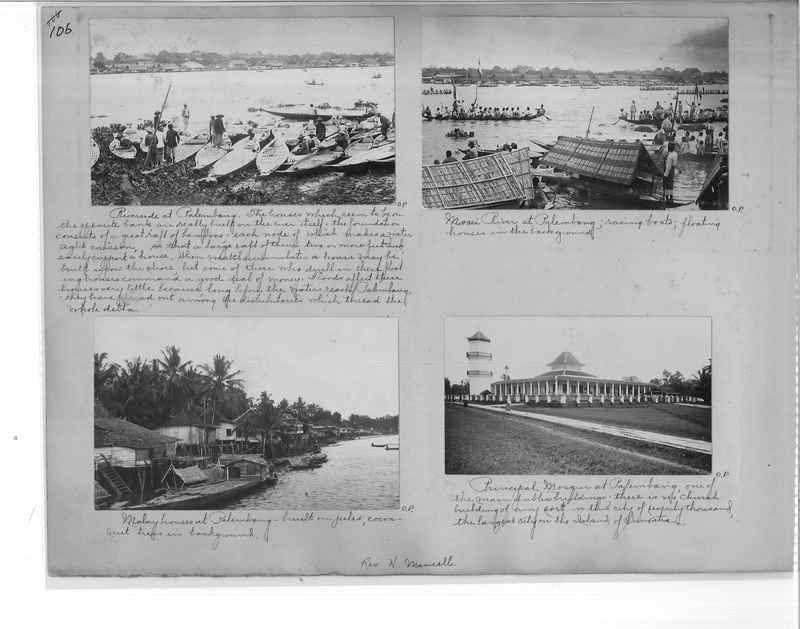 Mission Photograph Album - Malaysia O.P. #1 page 0106
