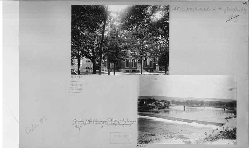 Mission Photograph Album - Cities #3 page 0103
