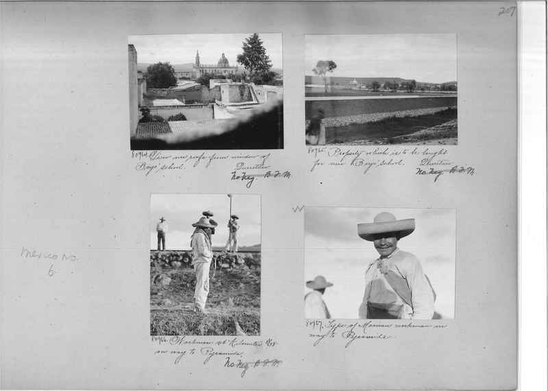 Mission Photograph Album - Mexico #06 page 0207