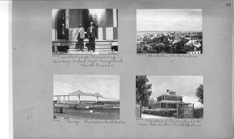 Mission Photograph Album - Negro #6 page 0033