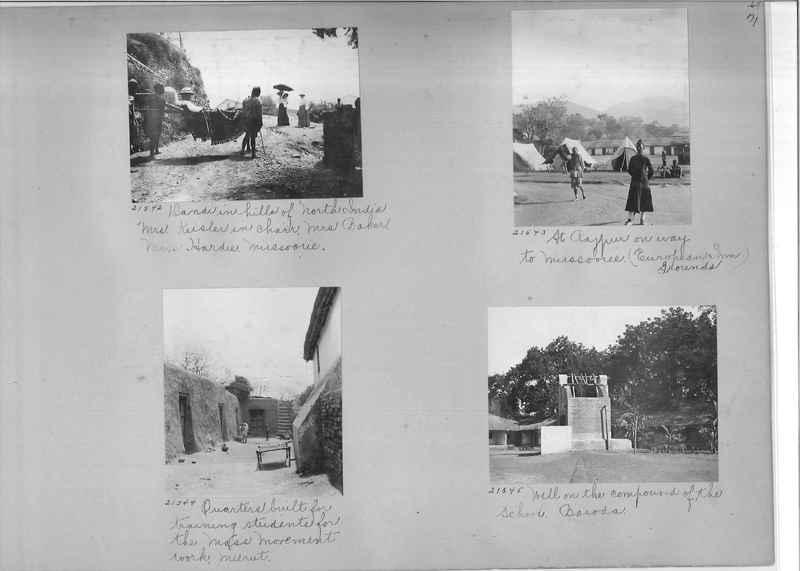 Mission Photograph Album - India #03 page_0071
