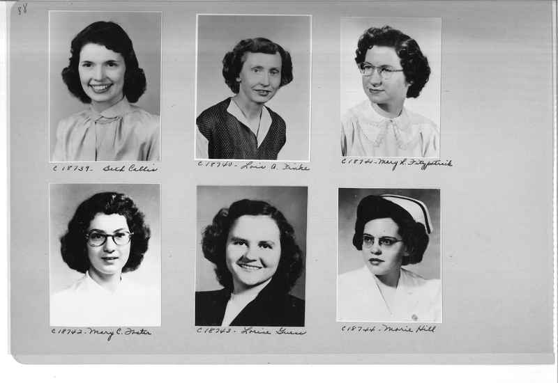 Mission Photograph Album - Portraits #08 Page 0088
