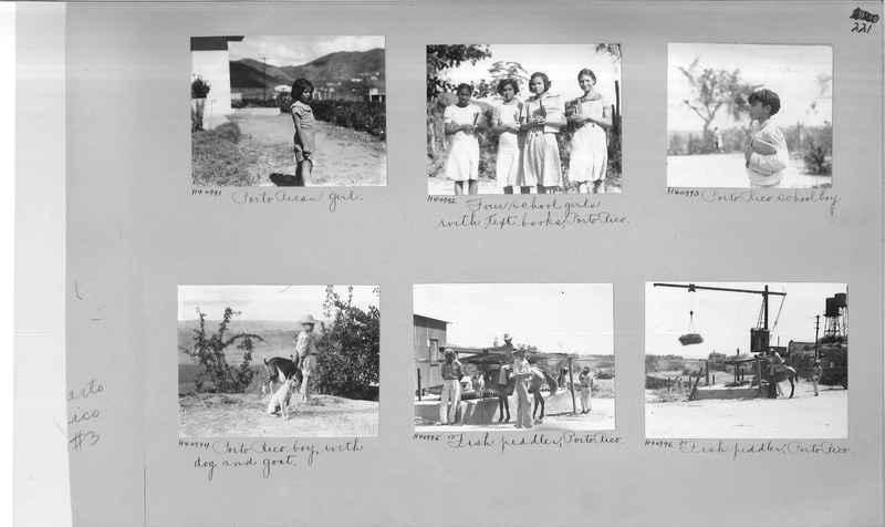 Mission Photograph Album - Puerto Rico #3 page 0221