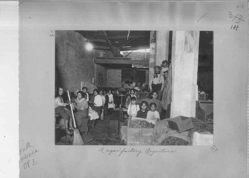 Mission Photograph Album - South America O.P. #2 page 0185