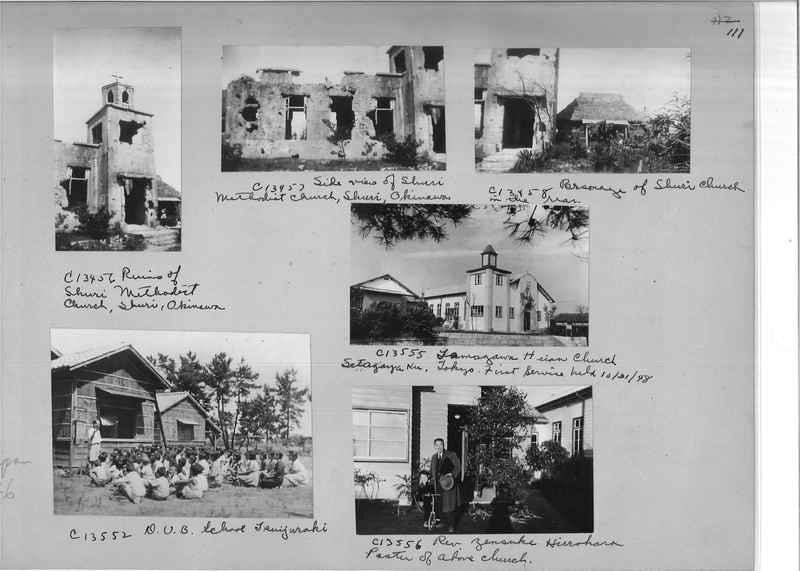 Mission Photograph Album - Japan #06 Page 0111