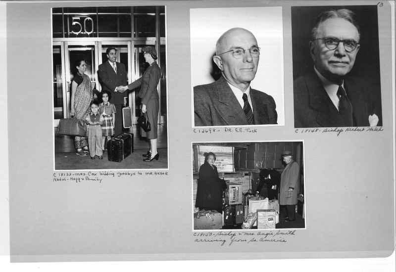 Mission Photograph Album - Portraits #08 Page 0013
