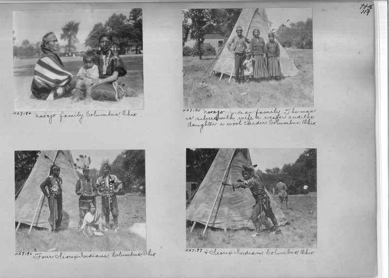 Mission Photograph Album - Indians #2 page_0117